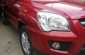 2nd Hand Kia Sportage 2009 Automatic Diesel for sale in Talisay