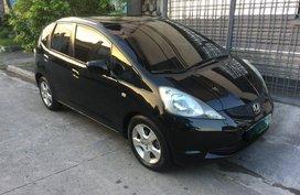 Black Honda Jazz 2010 at 69700 km for sale