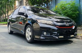 Black 2017 Honda City Manual for sale in Quezon City