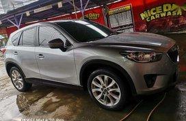 2nd Hand Mazda Cx-5 2013 Automatic Gasoline for sale in Mandaue