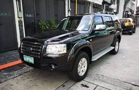 Selling Ford Everest 2009 at 79000 km in Manila