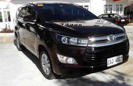 Selling 2nd Hand Toyota Innova 2018 Automatic Diesel at 21000 km in Baguio