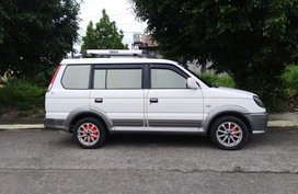Sell 2nd Hand 2008 Mitsubishi Adventure Manual Diesel at 90000 km in Imus