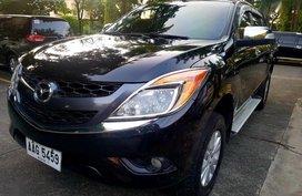 Selling Mazda Bt-50 2016 Manual Diesel in Taguig