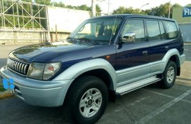 2nd Hand Toyota Land Cruiser Prado 1998 at 130000 km for sale
