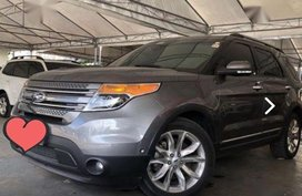 Selling Ford Explorer 2014 at 76000 km in Antipolo