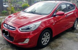 Selling Hyundai Accent 2014 Hatchback Automatic Diesel in Manila