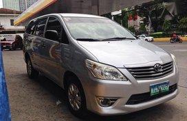 2nd Hand Toyota Innova 2012 for sale in Cebu City