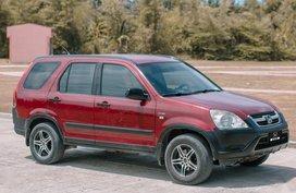 Honda Cr-V 2003 Automatic Gasoline for sale in Cagayan De Oro