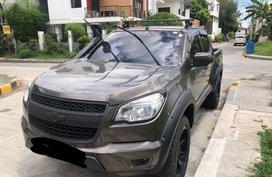 Chevrolet Colorado 2012 Manual Diesel for sale in Cainta