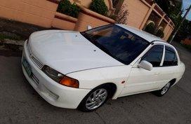 Selling Mitsubishi Lancer 1997 at 110000 km in Meycauayan