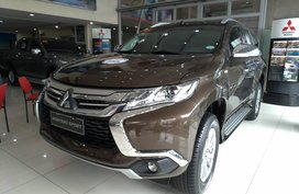 Brown 2019 Montero Sport GLX MT 2.4L Euro 4 for sale
