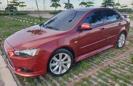 Selling Mitsubishi Lancer Ex 2014 Automatic Gasoline in Cebu City