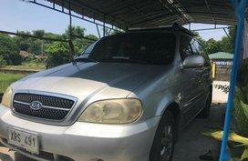 Selling 2nd Hand Kia Sedona 2005 in Guagua