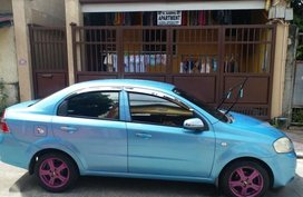 Chevrolet Aveo Automatic Gasoline for sale in Marikina