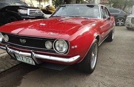 Selling Red Chevrolet Camaro 1967 in Makati