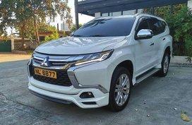 Mitsubishi Montero 2016 Automatic Diesel for sale in Laoag