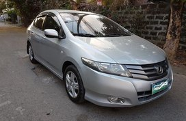 2nd Hand Honda City 2009 Manual Gasoline for sale in Las Piñas