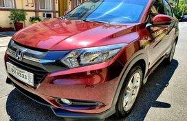 Selling Honda Hr-V 2016 Automatic Gasoline in Taguig