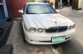 2nd Hand Jaguar X-Type 2005 Automatic Gasoline for sale in Quezon City