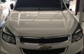 Sell 2nd Hand 2013 Chevrolet Trailblazer at 90000 km in Quezon City