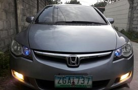 Selling Honda Civic 2006 Manual Gasoline in Angeles