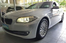2nd Hand Bmw 320D 2013 Automatic Gasoline for sale in Angat