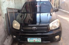 2nd Hand Toyota Rav4 2004 for sale in Manila