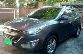 Sell 2nd Hand 2011 Hyundai Tucson Automatic Diesel at 90000 km in Las Piñas