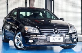 Sell 2nd Hand 2011 Mercedes-Benz C200 at 46000 km in Quezon City