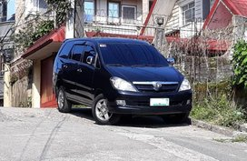Selling 2nd Hand Toyota Innova 2007 at 70000 km in Baguio