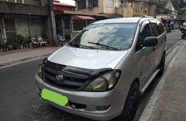 Selling Toyota Innova 2007 at 100000 km in Marikina
