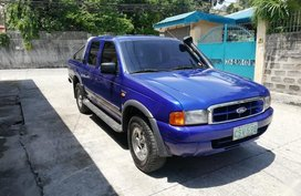 Selling Ford Ranger 2002 at 120000 km in Marilao