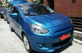 2nd Hand Mitsubishi Mirage 2013 for sale in Cainta