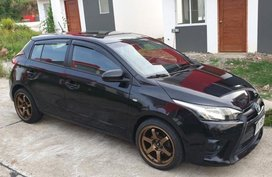 Sell 2nd Hand 2015 Toyota Yaris at 39000 km in Angono