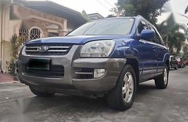 2nd Hand Kia Sportage 2008 for sale in Quezon City