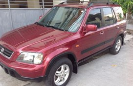 Selling Honda Cr-V 2000 Automatic Gasoline in Quezon City