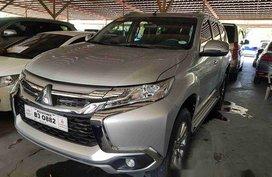 Selling Silver Mitsubishi Montero Sport 2018 Manual Diesel at 5000 km in Pasig