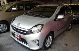 Selling Silver Toyota Wigo 2017 in Pasig