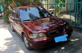 Honda City 1997 Manual Gasoline for sale in Dagupan
