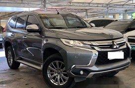Grey Mitsubishi Montero Sport 2017 for sale in Makati