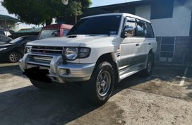 Sell 2nd Hand 2003 Mitsubishi Pajero Automatic Diesel at 130000 km in Quezon City