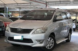 Sell 2nd Hand 2012 Toyota Innova Automatic Diesel at 66000 km in Makati