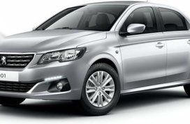 Selling Peugeot 301 2016 Manual Diesel in Cebu City