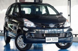 2nd Hand Toyota Avanza 2014 for sale in Quezon City