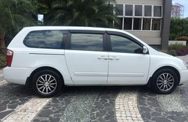 2nd Hand Kia Carnival 2012 Automatic Diesel for sale in Quezon City