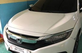 2nd Hand Honda Civic 2018 Automatic Gasoline for sale in Manila
