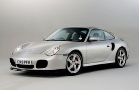 Brand New Porsche 911 Turbo 2003 for sale in Quezon City