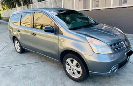 2nd Hand Nissan Grand Livina 2011 for sale in Las Piñas