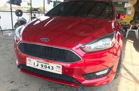 Selling 2nd Hand Ford Focus 2016 in Angeles
